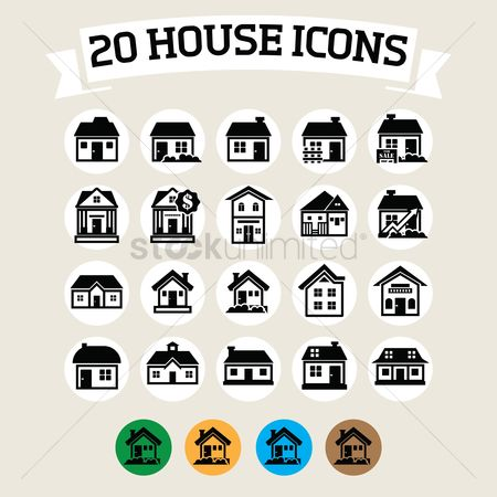 Architectures : House icon