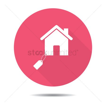 Constructions : House with tag