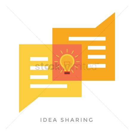 Filament : Idea sharing concept