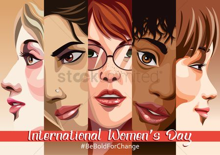 Lady : International womens day