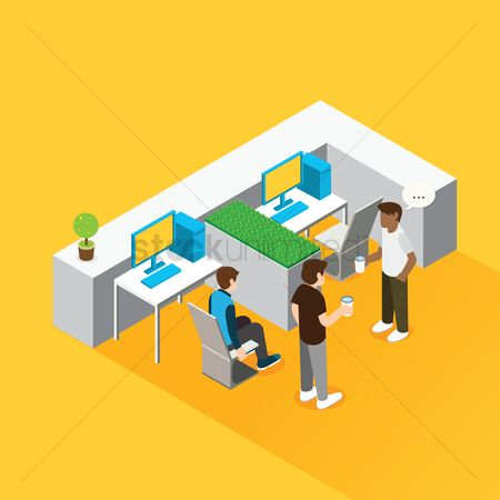 Indoor : Isometric alphabet f