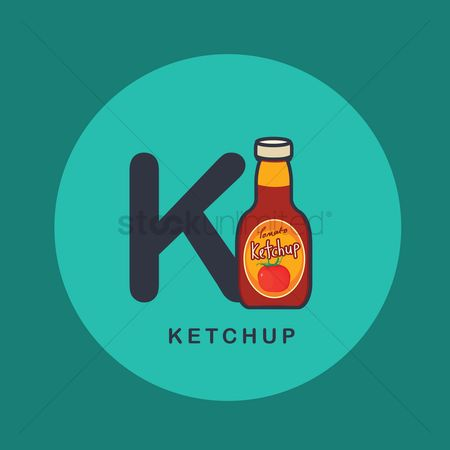 Nutritions : K for ketchup