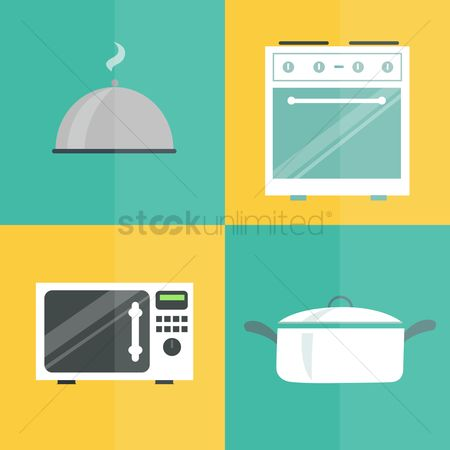 Stove : Kitchen appliances