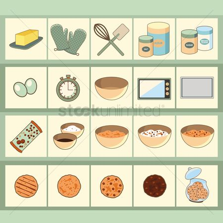 Jar : Kitchen icons