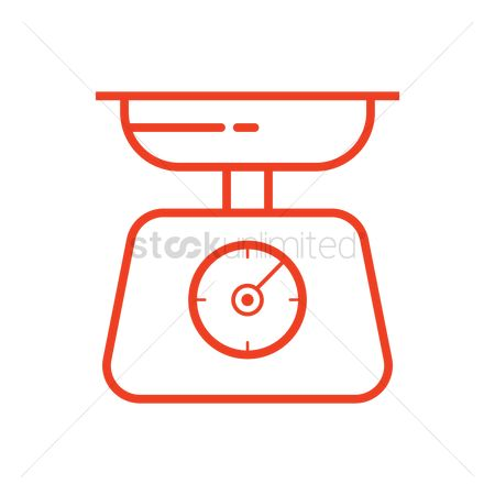Weighing scale : Kitchen scale