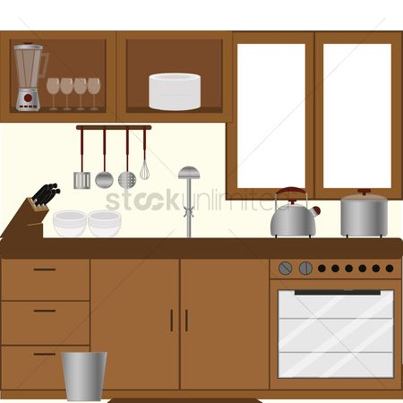 Stove : Kitchen