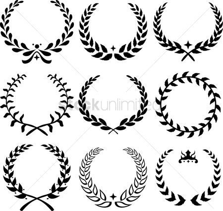 Laurel : Laurel wreath collection