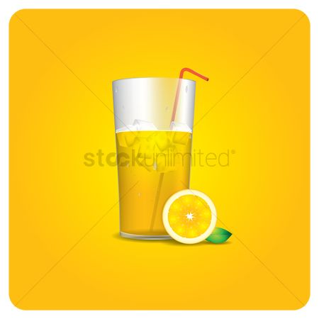 Straw : Lemonade