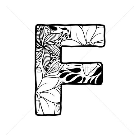 Learning : Letter f