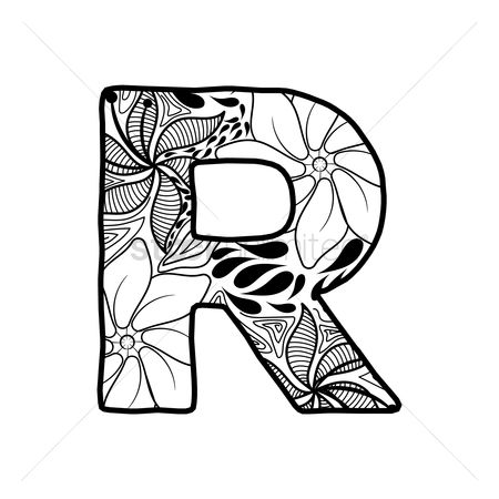 Learning : Letter r