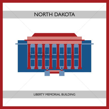 Dakota : Liberty memorial building