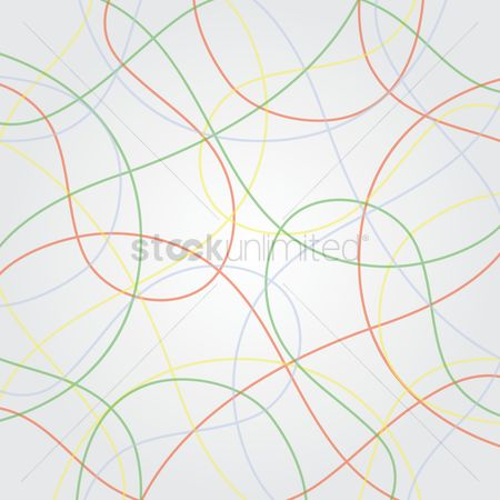 Geometric background : Lines composition background
