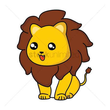 Zoos : Lion