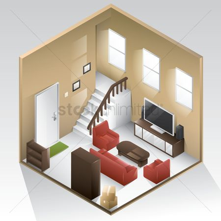 Indoor : Living room