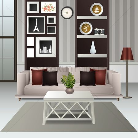 Lifestyle : Living room