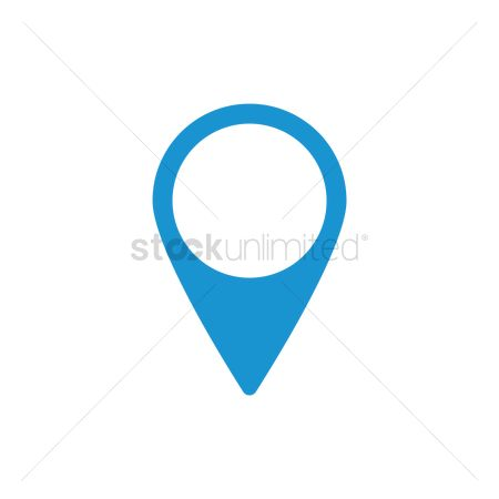 User interface : Location pin