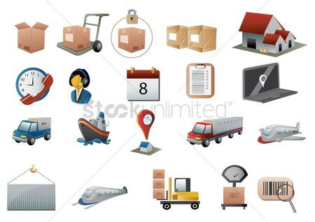 Customers : Logistic collection