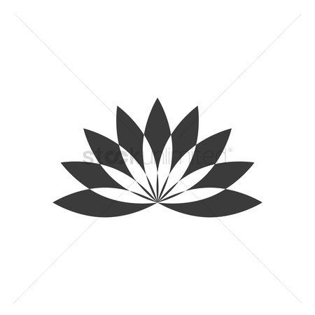 Free buddhist symbol stock vectors stockunlimited 2029397 buddhist symbol lotus flower mightylinksfo