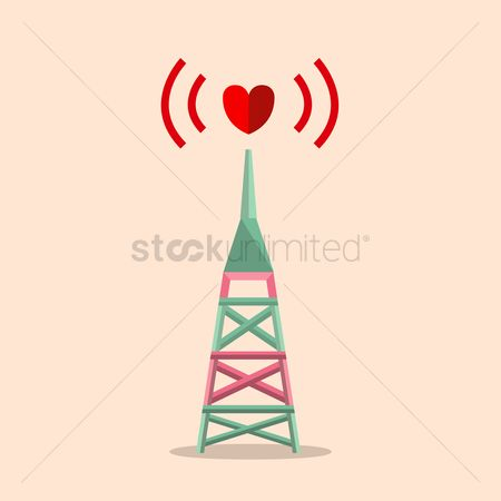 Broadcasting : Love antenna