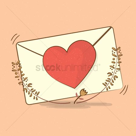 Valentines day : Love letter