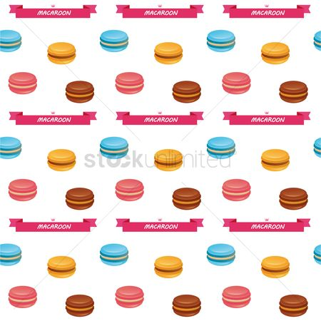 Background : Macarons background