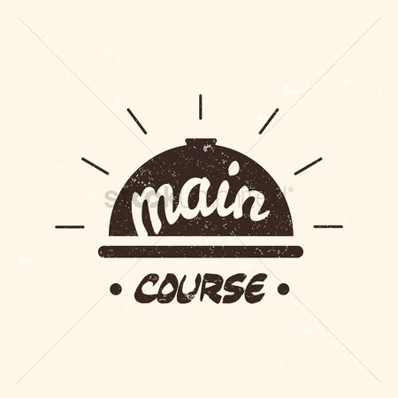 Main : Main course icon