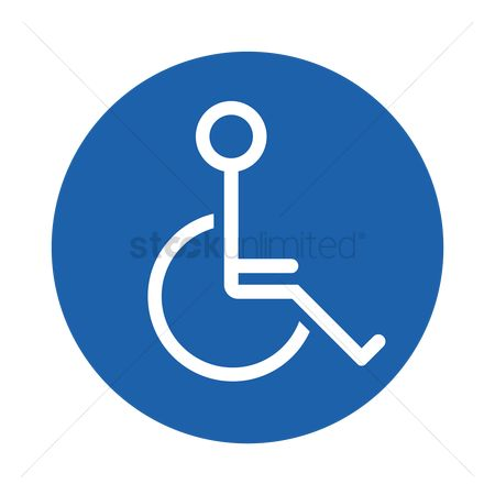 Wheelchair : Man in a wheelchair