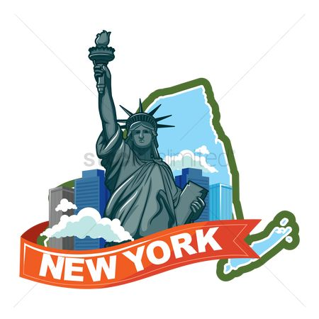 New york : Map of new york