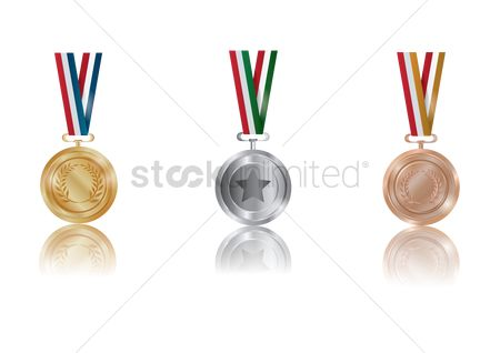 Reward : Medal collection