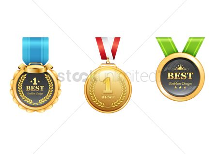 Achievement : Medal set