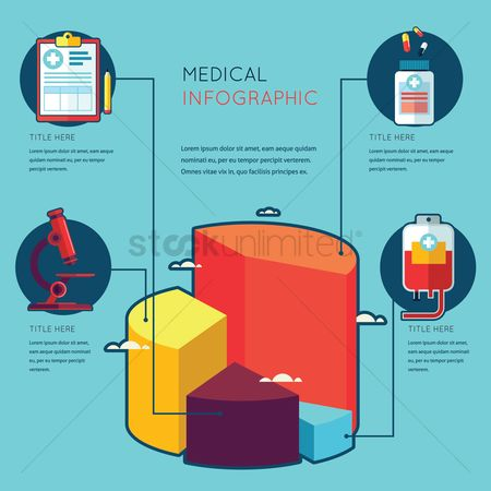 Researching : Medical infographic