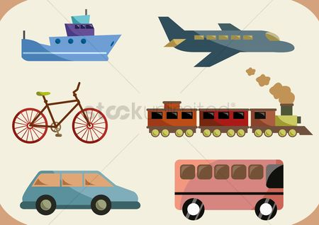 Aeroplanes : Mode of transportation