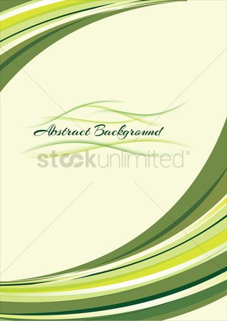 Borders : Modern abstract background