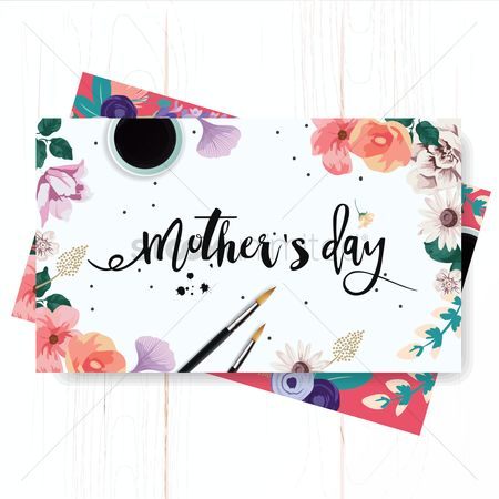Mothers day : Mothers day card