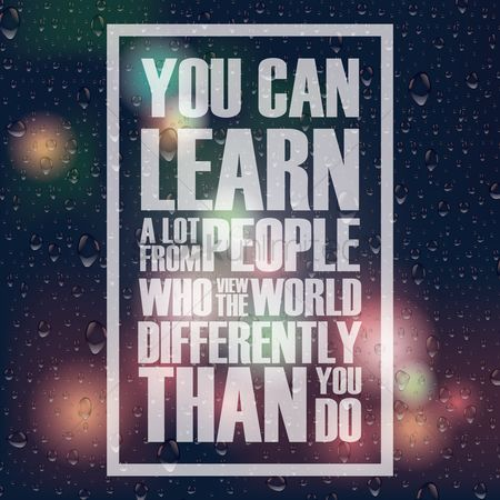 Learn : Motivational quote