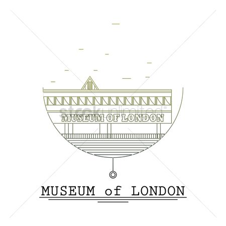 Museums : Museum of london