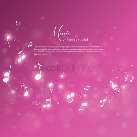 Melody : Music background