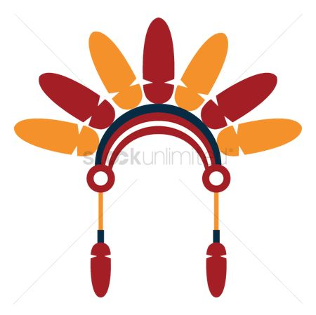 Headdress : Native american headdress