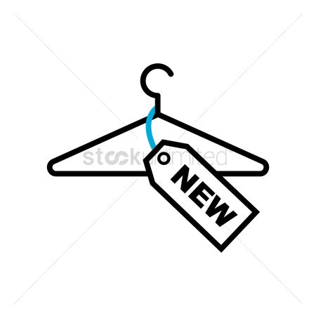 Customers : New arrival tag design