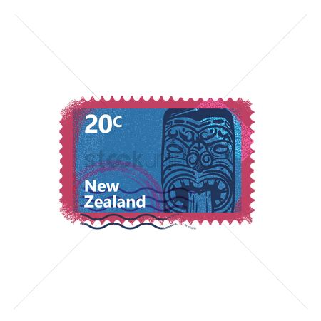 Free Postage Stamp Template Stock Vectors | StockUnlimited