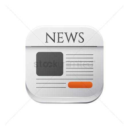 Icons news : News icon
