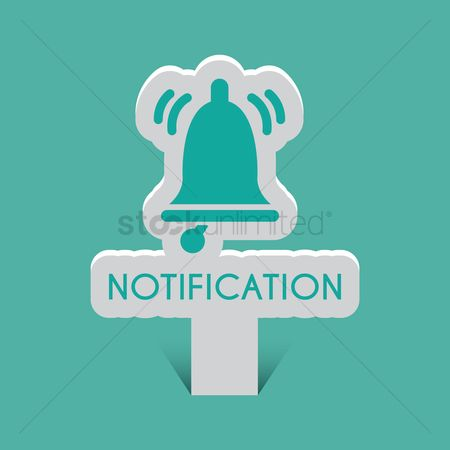 Notification : Notification icon