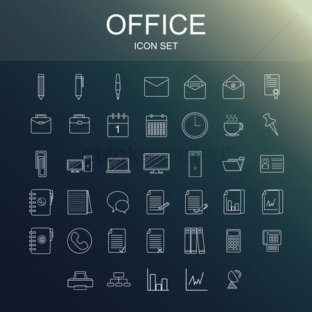 Briefcase : Office icon set