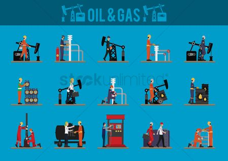 Petroleum : Oil and gas