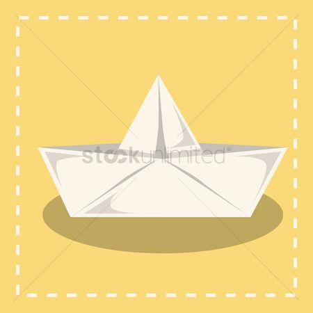 Play kids : Paper boat