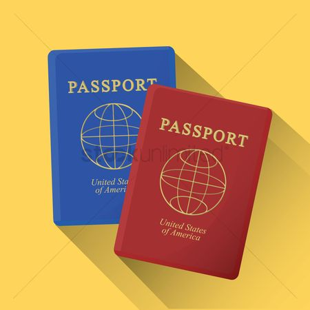 United states : Passport