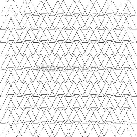 Zig zag : Pattern background