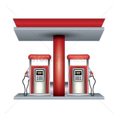 Petroleum : Petrol station