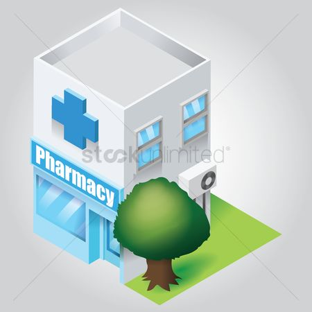 Building : Pharmacy