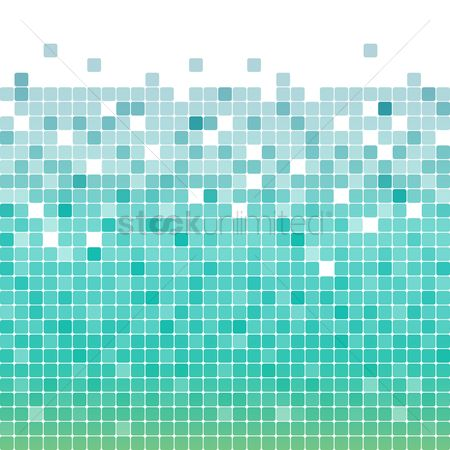 Simplicity : Pixel mosaic background